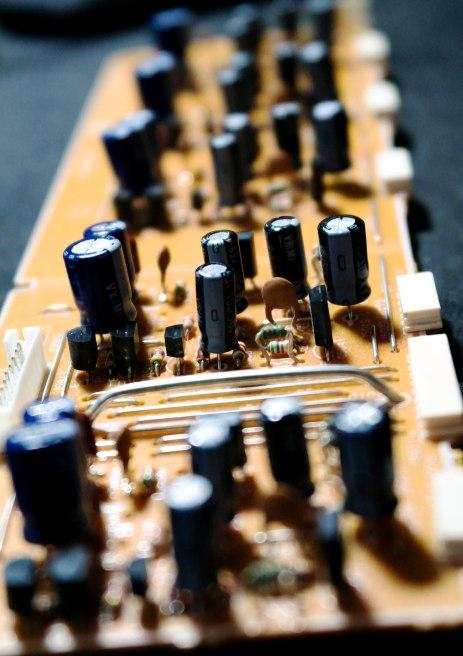 Onkyo 5.1 AVR (2005) Preamp