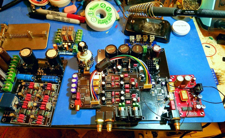 ES9038PRO Burson Audio Orange Amplification Review preview