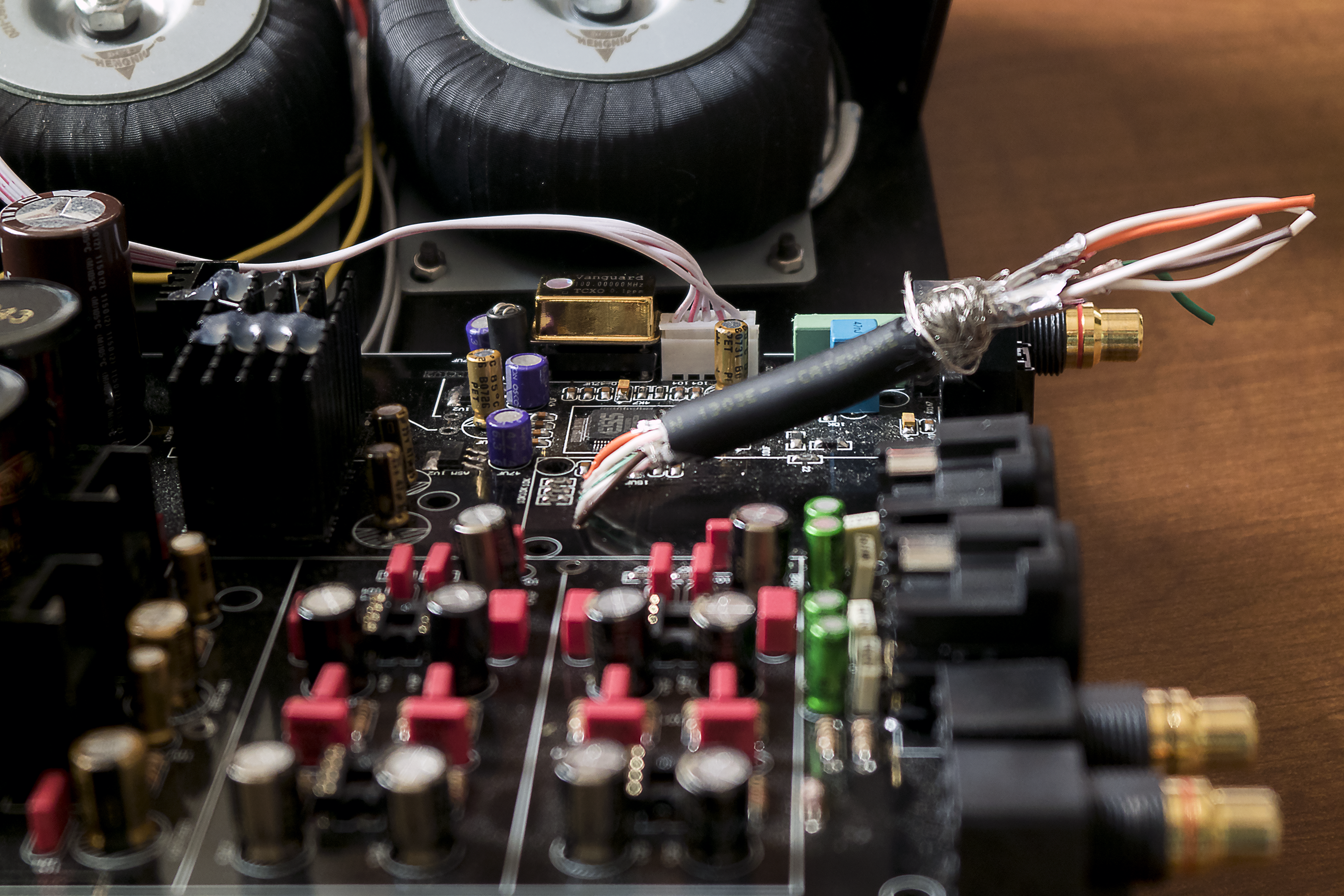 Burson Audio Play Reviews Headphone And Discussion Connection Running Explicitly From The Power Supply To Opamp Img