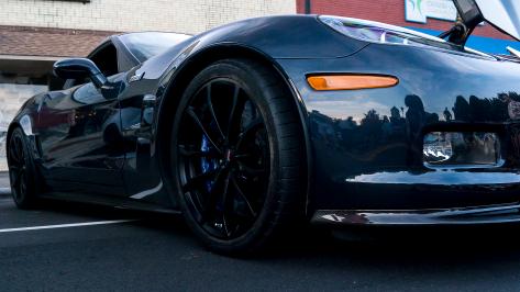 Saved the best for last, ZR1 Corvette