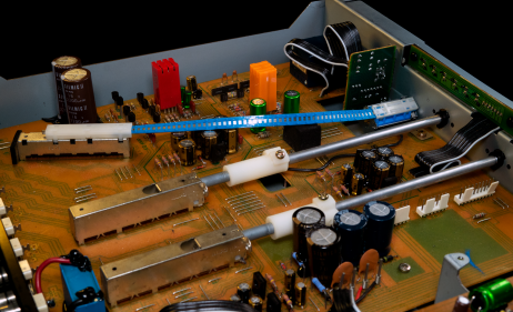 Upgraded/Restored Kenwood C-2 Pre-Amplifier